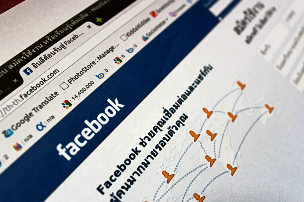 Facebook in health and care