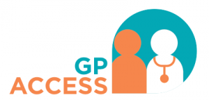 GP Access logo