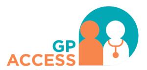 GP Access logo