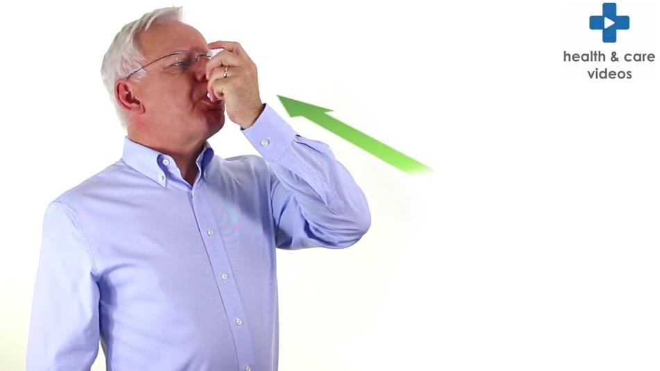 Use a PrescQIPP inhaler