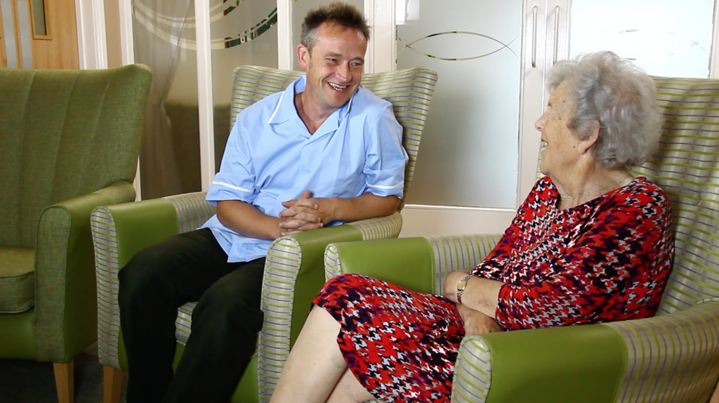 Videos improve patient care