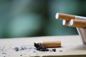audio messages to prevent smoking