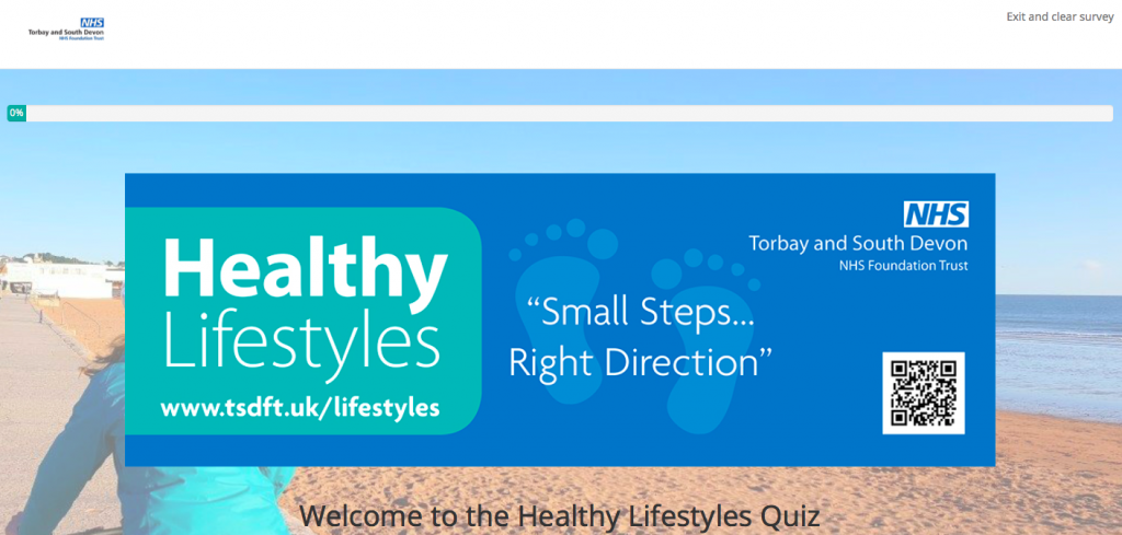 Healthy Lifestyles Quiz
